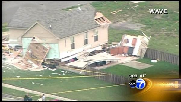 Illinois tornado? Storm blamed in fatal house collapse