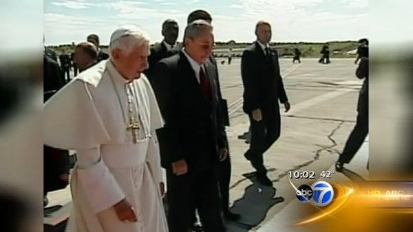 Benedict XVI hopes to renew church in Cuba