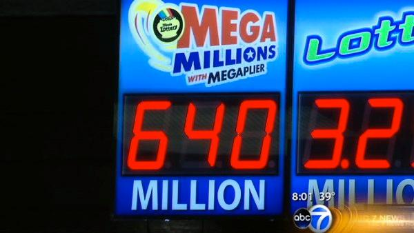 At least 3 win Mega Millions jackpot; 1 in Illinois