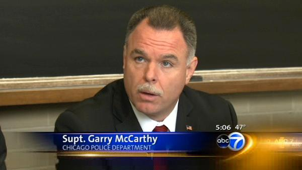 McCarthy, Brizard participate in crime summit