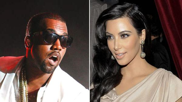 It looks like Kim Kardashian has a new man in her life.  And he's Chicago native Kanye West.