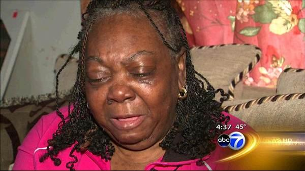 Gun violence strikes twice to Chicago woman