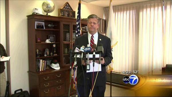 Questions over Senator Kirk's rehabilitation