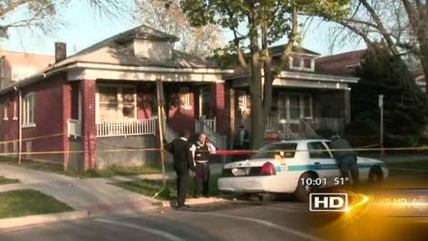 3 Chicago children shot in separate incidents