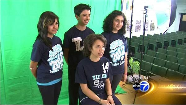 CPS students make videos welcoming NATO delegates