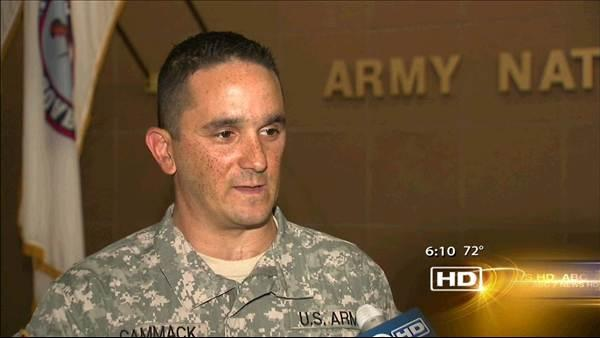 National Guard providing 'support' for NATO summit