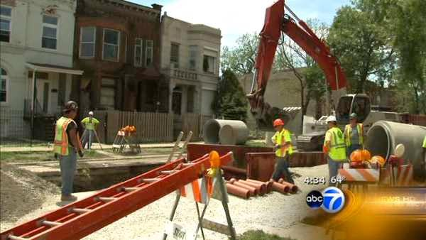 City Council approves infrastructure plan