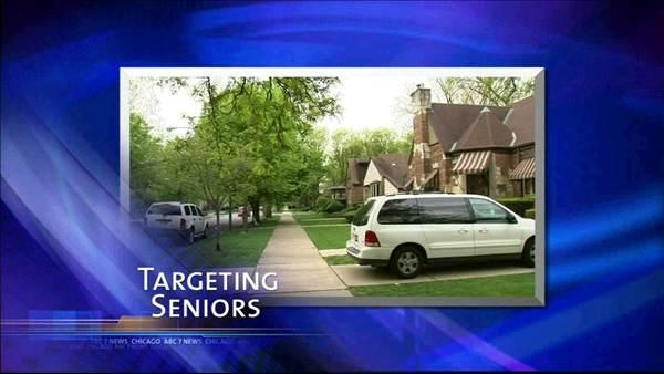 CPD: Scammers fill pockets at seniors' homes