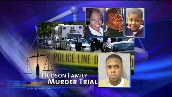 Defense: CPD rushed to judgment in Hudson murders