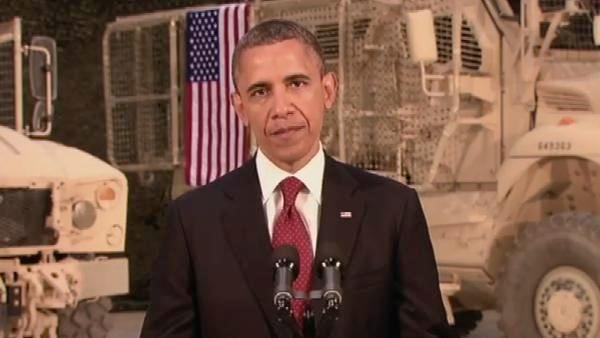 FULL VIDEO: Obama's Address to the Nation