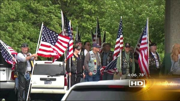Funeral held for Ind. soldier Wednesday