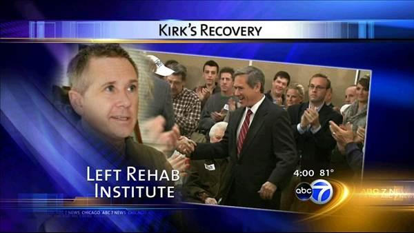 Sen. Mark Kirk released from rehab hospital