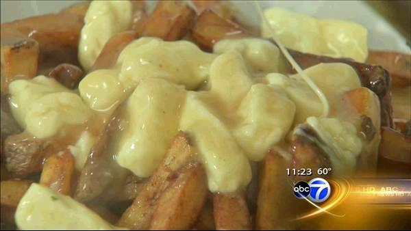 Bad Happy Poutine Shop features Canadian gem