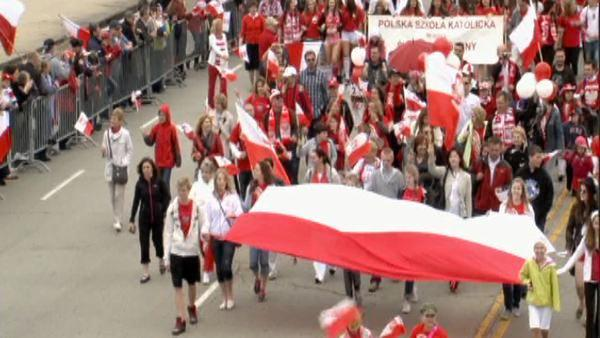 Polish Constitution Day Parade, Pt. 1