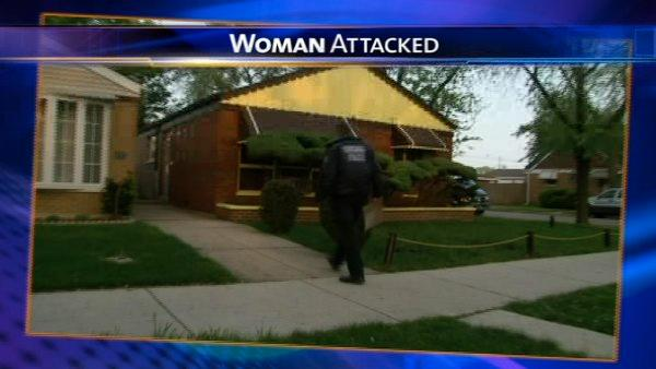 Chicago woman beaten, sexually assaulted iin home