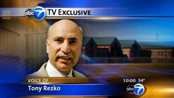 ABC 7 Exclusive: Tony Rezko talks from prison