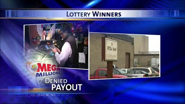 Lottery refuses $118M payout because of dispute