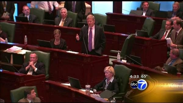 Legislative session ends without pension reform