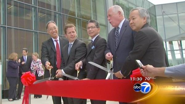 Astellas Pharma opens HQ in Glenview