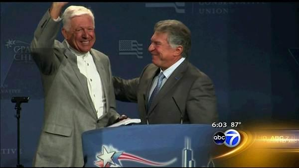 CPAC event showcases possible Romney running mate