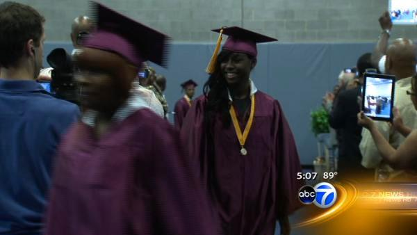 Chicago Public Schools (CPS) reports the highest graduation rate on record this year.