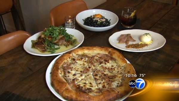 Balena offers hand-crafted pasta, wood-grilled meats