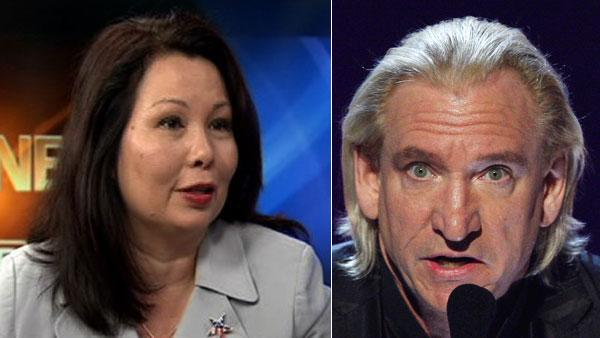 The Eagles' Joe Walsh endorses Duckworth