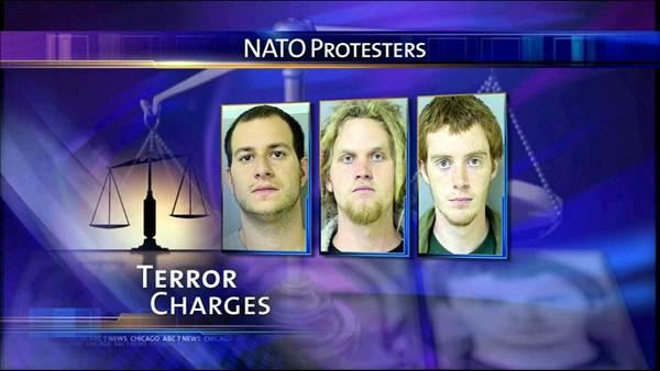 NATO activists' lawyers haven't seen indictment