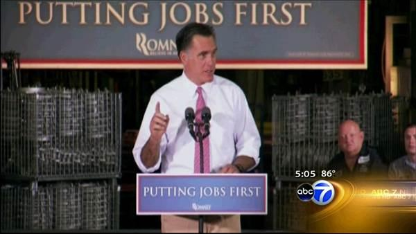 Romney taps Chicago's wealthy campaign donors