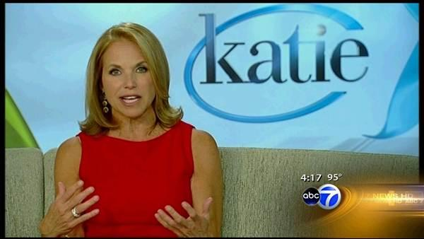 Katie Couric chats with Linda Yu about 'Katie'