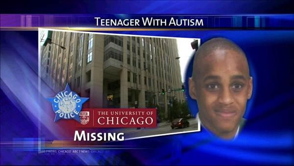 Teen with autism missing from children's hospital