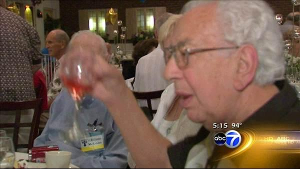 Tilden HS Class of 1942 holds 70th reunion, its last