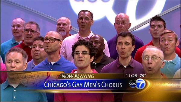 Pride month: Gay Men's Chorus