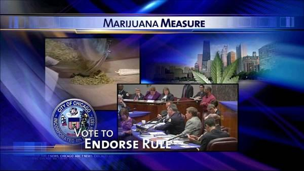 City Council to vote Wednesday on pot proposal