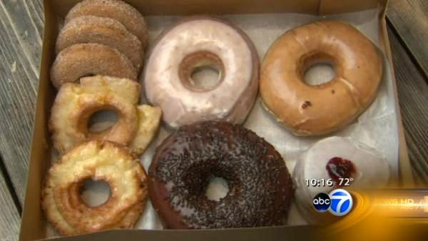 Doughnut options rise in downtown