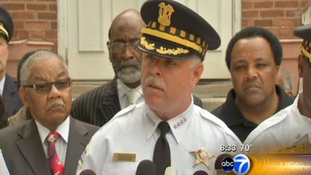 Garry McCarthy, superintendent of the Chicago Police Department, is shown in this file image.
