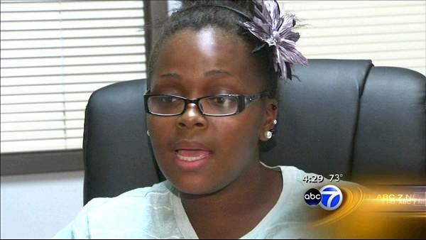 Teen: Excessive police force led to miscarriage