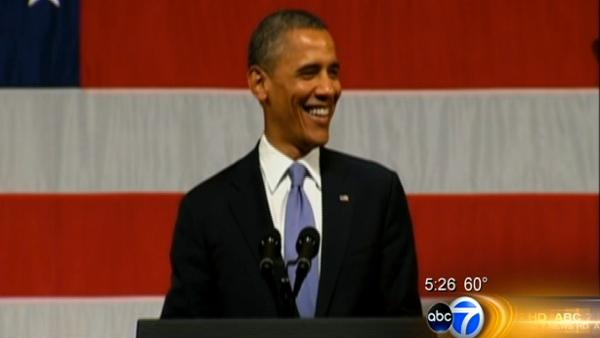 Kevin Youkilis joke gets Pres. Obama booed