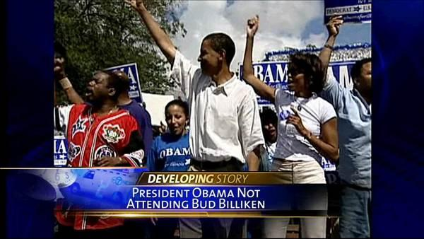 Obama will not attend Chicago's Bud Billiken parade