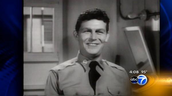 Andy Griffith dead at 86, AP confirms