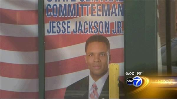 Questions swirl about Jackson Jr.'s political future