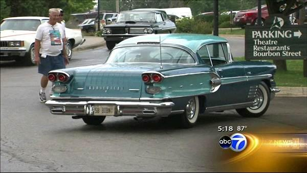Pontiac collectors gather for national convention