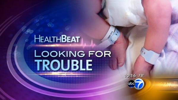 Healthbeat report: Looking for Trouble