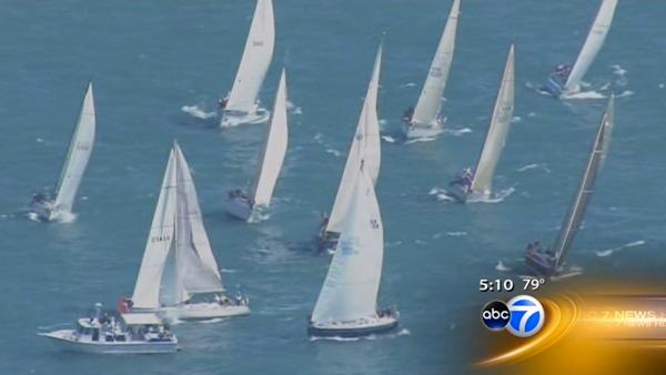 Chicago to Mackinac yacht race gets ready