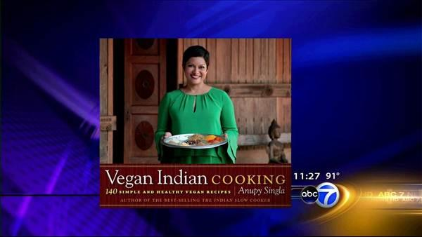 Vegan Indian cooking | Recipes from Anupy Singla