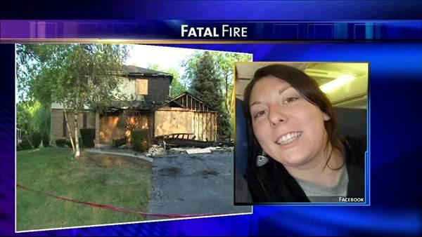 Suspect in custody in deadly Lombard fire