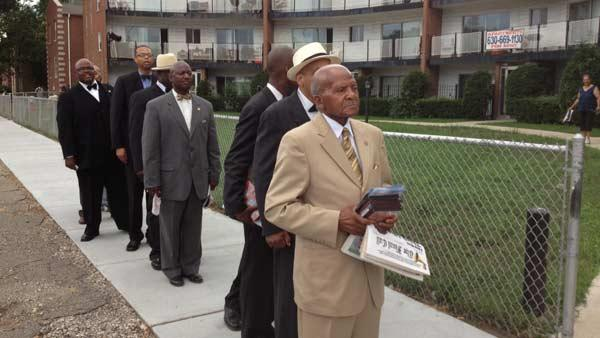 Nation of Islam joins fight to stop violence in Chicago
