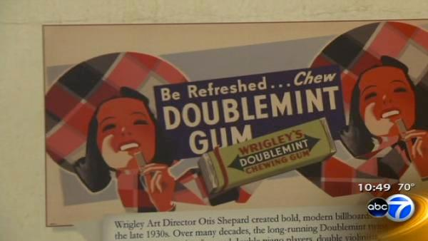 Museum displays Chicago candy history