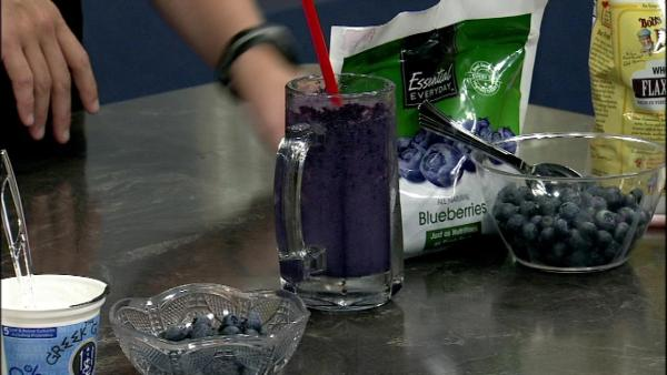 National Blueberry Month: Blueberry Recipes
