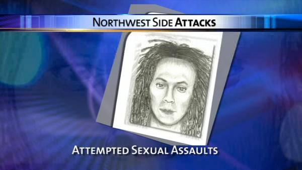 Man wanted for multiple attacks on women